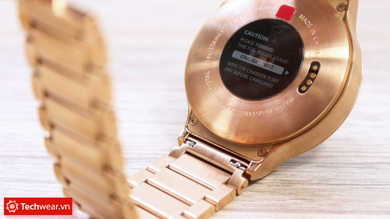 Huawei Watch Gold Steel