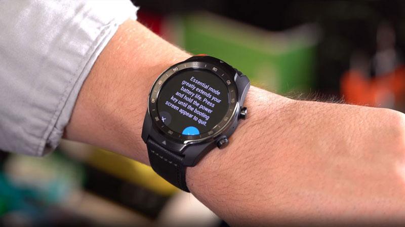 Đánh giá Ticwatch PRo