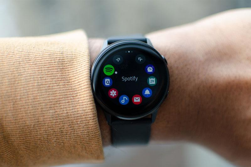 Đồng hồ Galaxy Watch Active