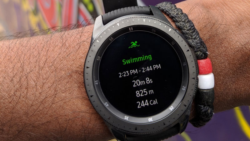 review Samsung Galaxy Watch