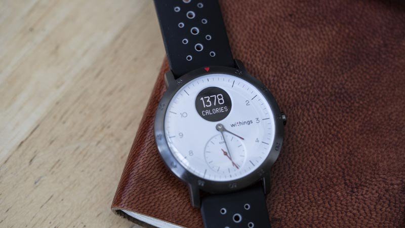 Review Withings Steel HR Sport
