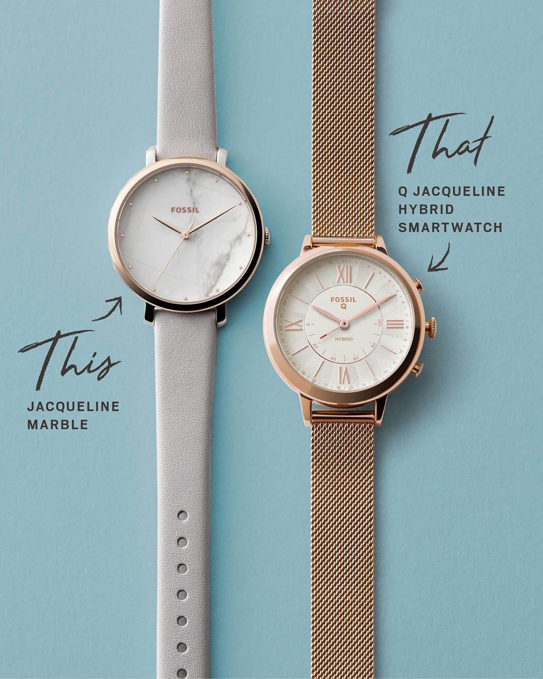 Kết quả hình ảnh cho thương hiệu đồng hồ Đồng hồ nữ Fossil
