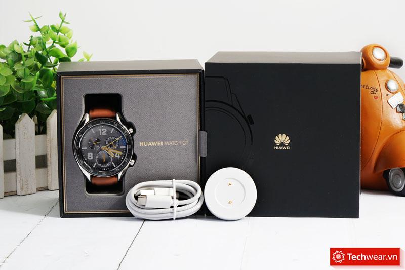 Đồng hồ Huawei Watch GT
