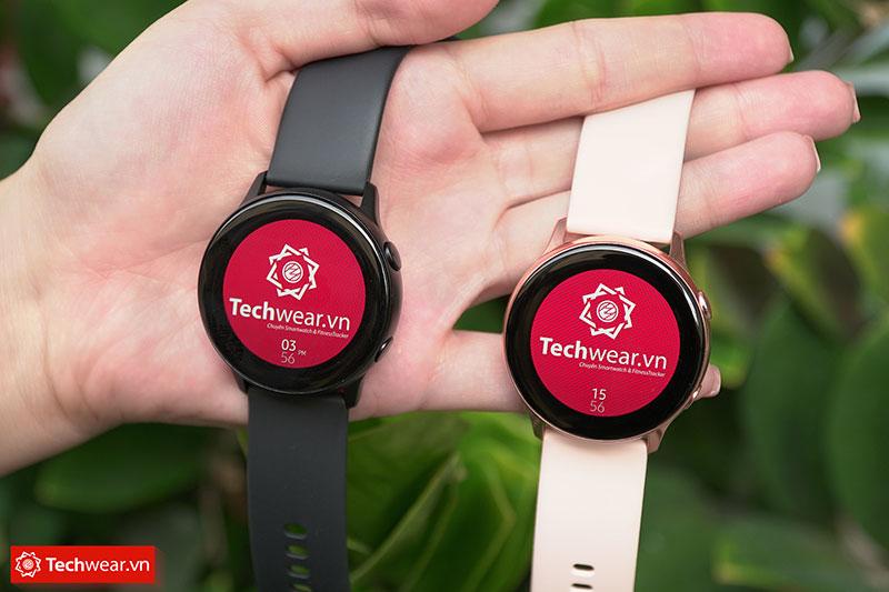Đánh giá Samsung Galaxy Watch Active