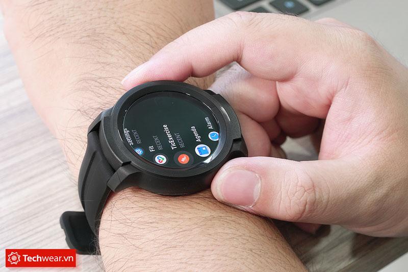 Đồng hồ Ticwatch E2