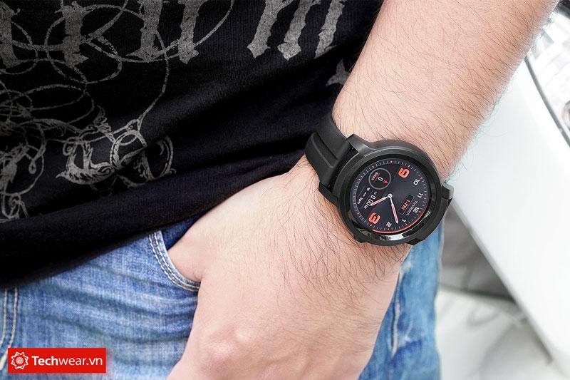Đồng hồ thông minh TicWatch E2