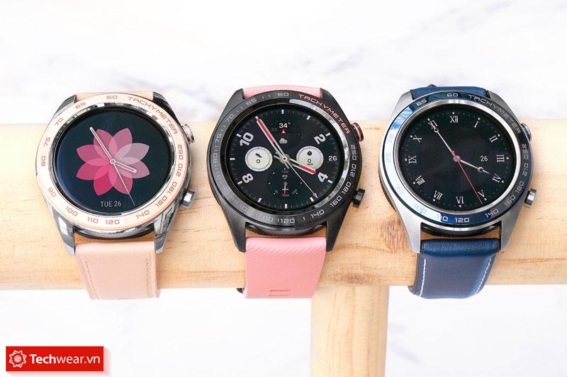Mua đồng hồ thông minh Huawei Watch chính hãng