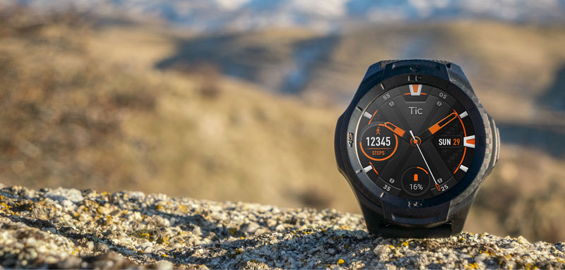 Đồng hồ Ticwatch S2