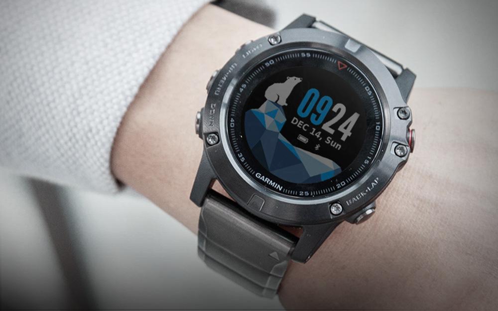 Đồng hồ Garmin Fenix 5/5S/5X Plus cập bến Việt Nam | TechWear vn
