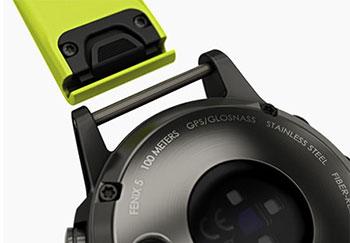 tính năng của đồng hồ Garmin Fenix 5S Plus