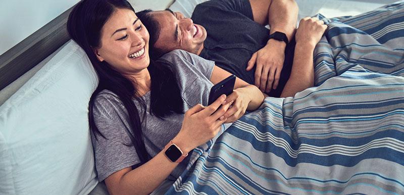 Đồng hồ Fitbit Versa