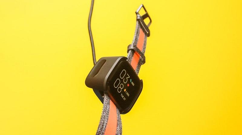 Thời lượng pin của Fitbit Versa 2