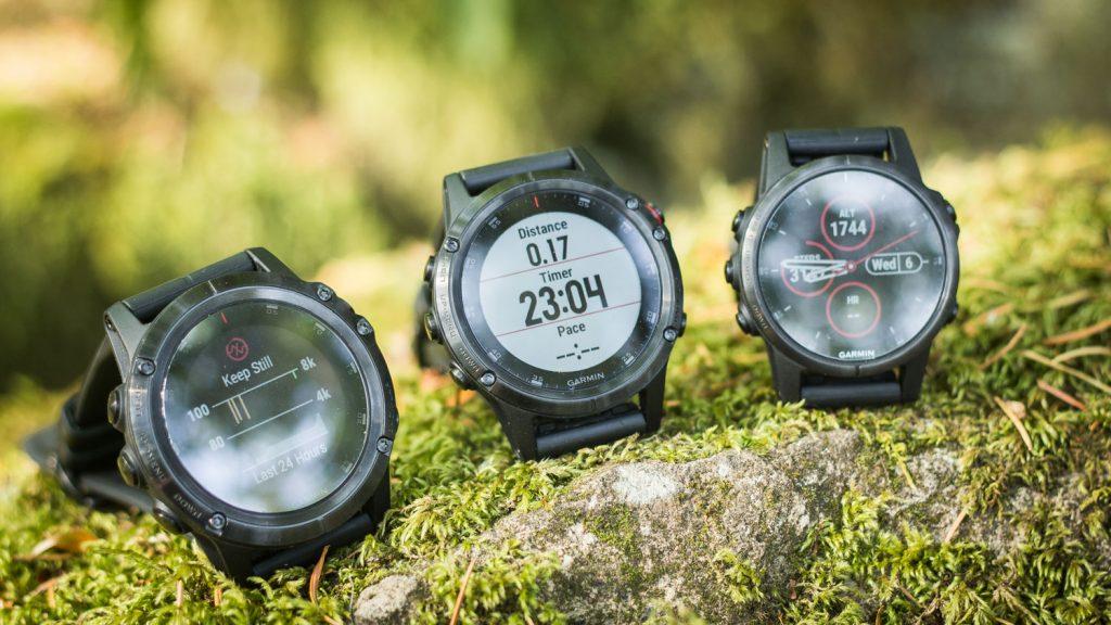 Đồng hồ Garmin Fenix 5/Fenix 5 Plus