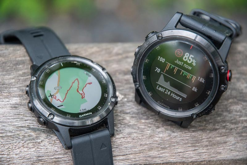 Garmin Fenix 5 plus Seri