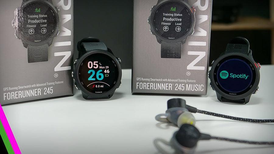 dòng đồng hồ chuyên chạy bộ Garmin forerunner