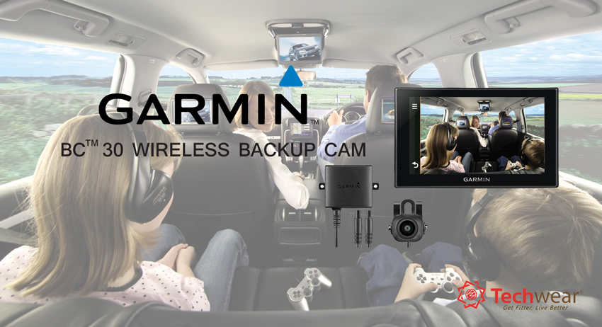 Garmin BC 30 Wireless Backup Camera