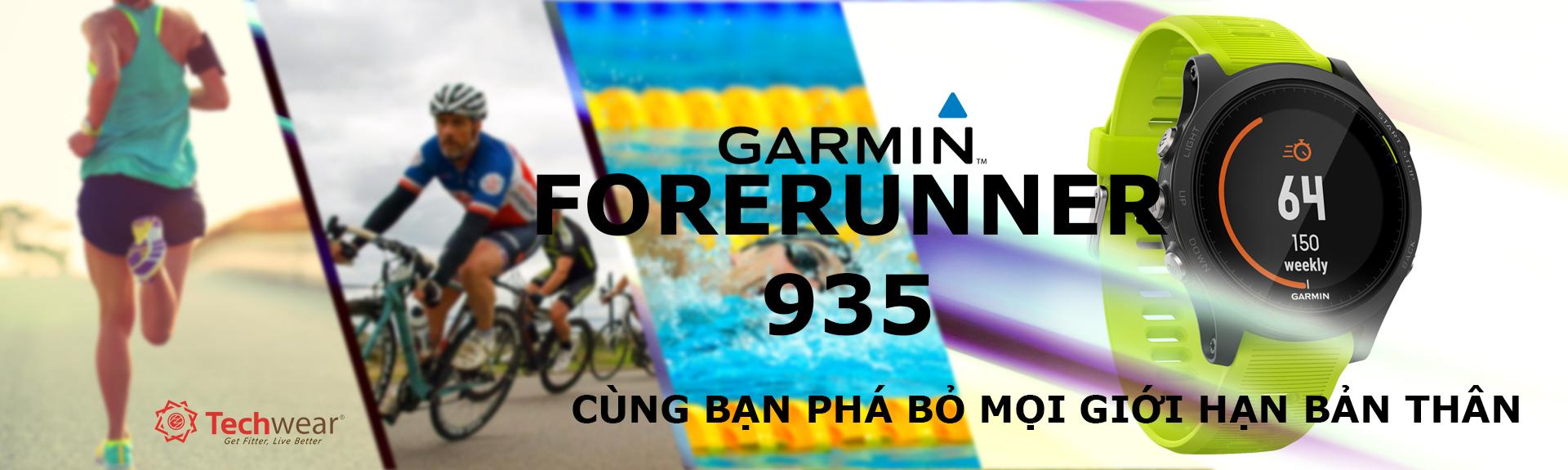 Garmin Forerunner 935
