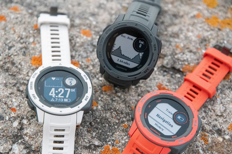đánh giá đồng hồ thông minh garmin instinct techwear.vn
