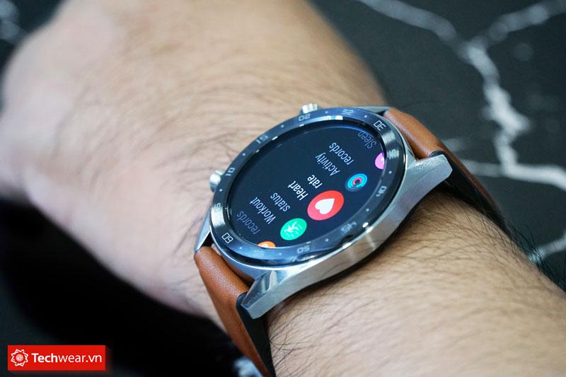 đồng hồ thông minh Huawei Watch GT mới chính hãng bảo hành 12 tháng