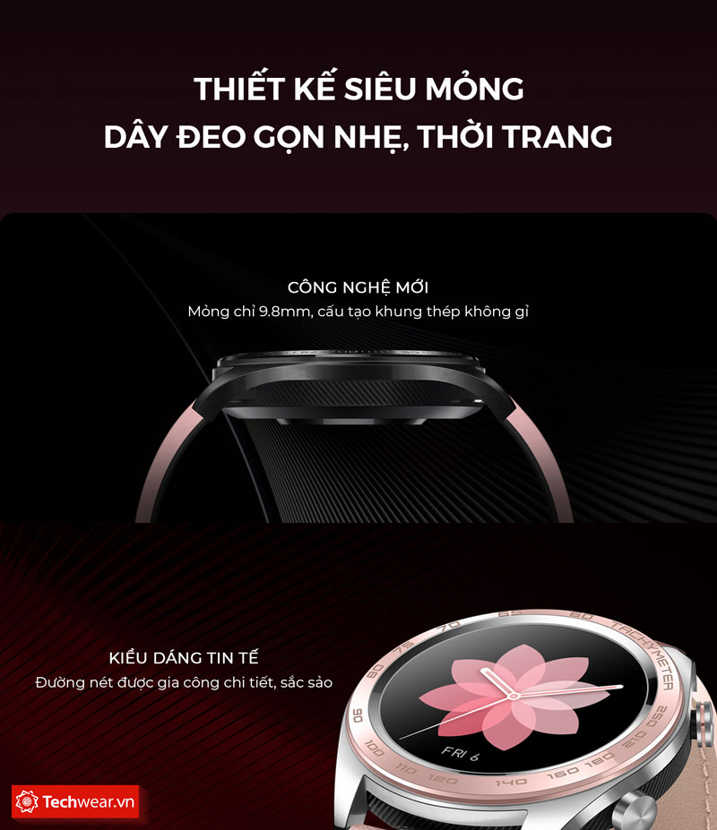 đồng hồ honor watch magic dream bản fantasy
