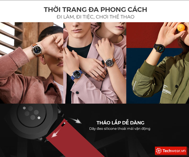 đồng hồ honor watch magic
