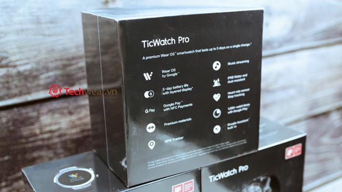 địa chỉ bán ticwatch pro uy tín