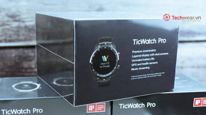Nơi bán Ticwatch Pro chính hãng