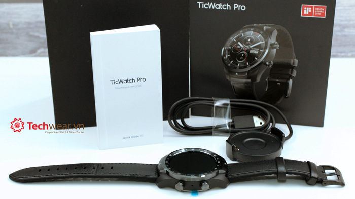 đồng hồ Ticwatch Pro