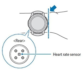 samsung galaxy watch đo nhịp tim sai