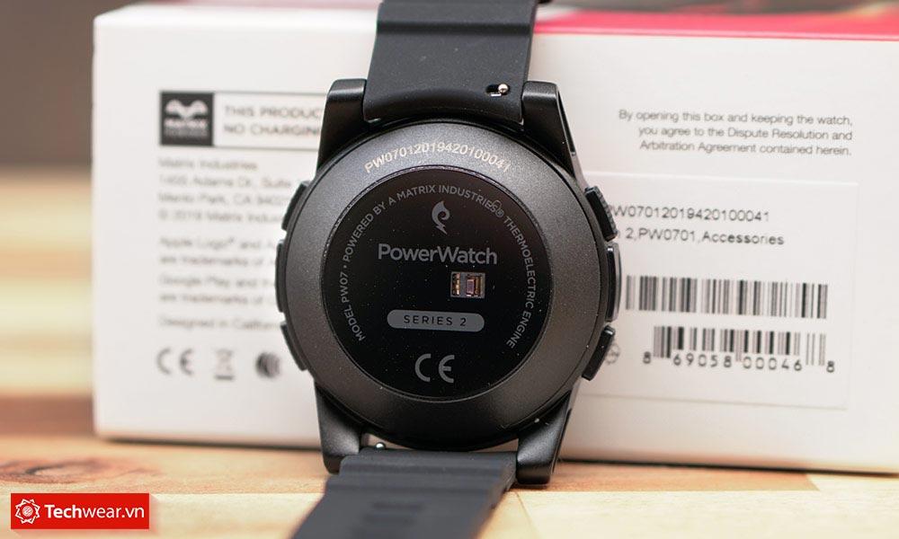 Đồng hồ thể thao Maxtrix PowerWatch 2