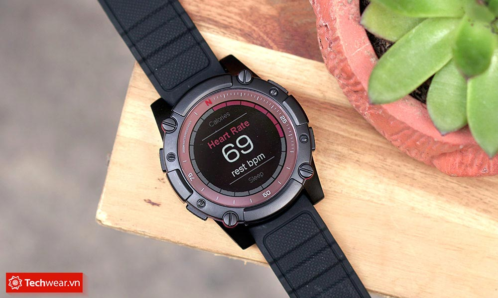 Đập hộp Matrix PowerWatch 2 - Techwear.vn