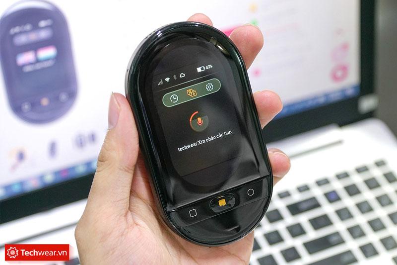 Máy phiên dịch Travis Touch Plus