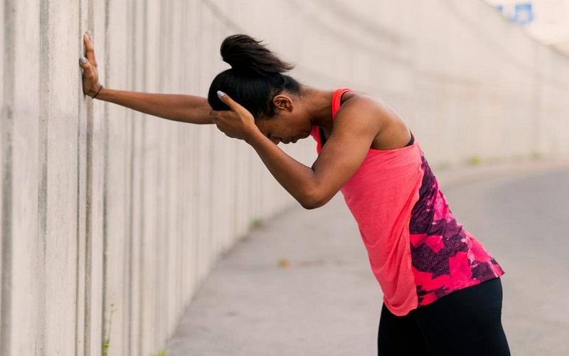 Ngưng luyện tập 1 thời gian khiến bạn gặp nhiều vấn đề