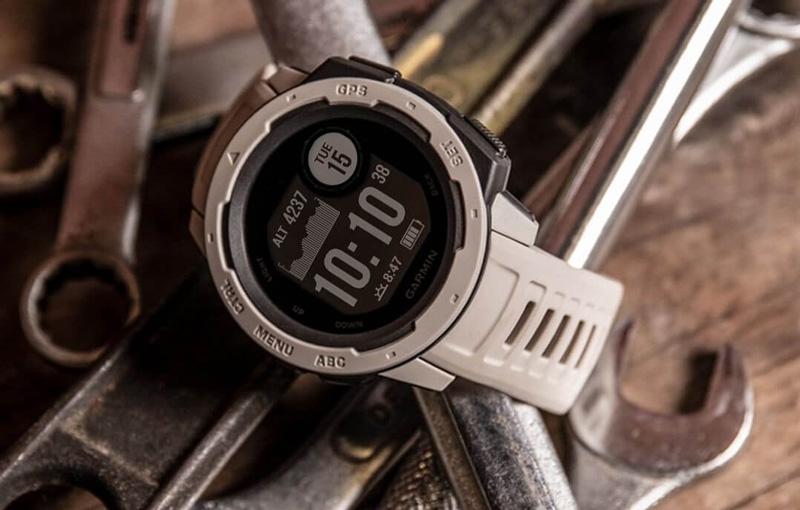 mua đồng hồ Garmin Instinct Techwear