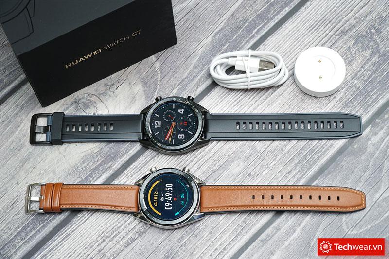 mua đồng hồ thông minh Huawei Watch GT mới chính hãng