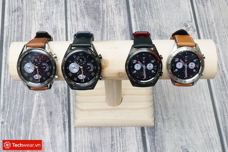 đánh giá đồng hồ thông minh Huawei Watch GT