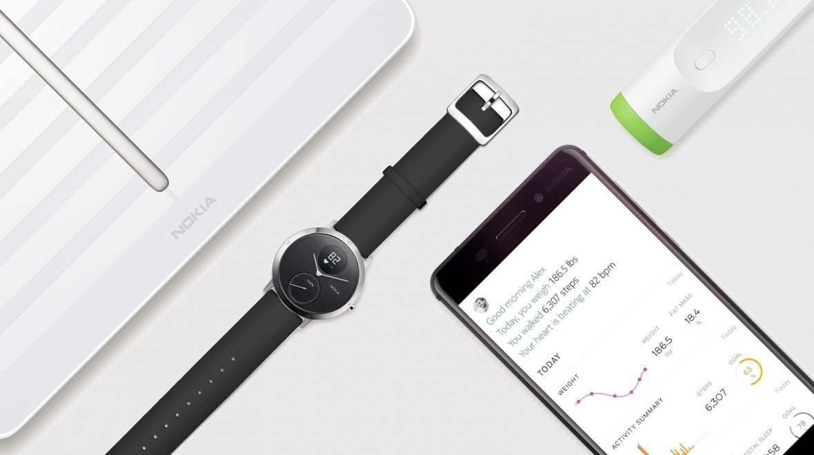 Nokia x Withings