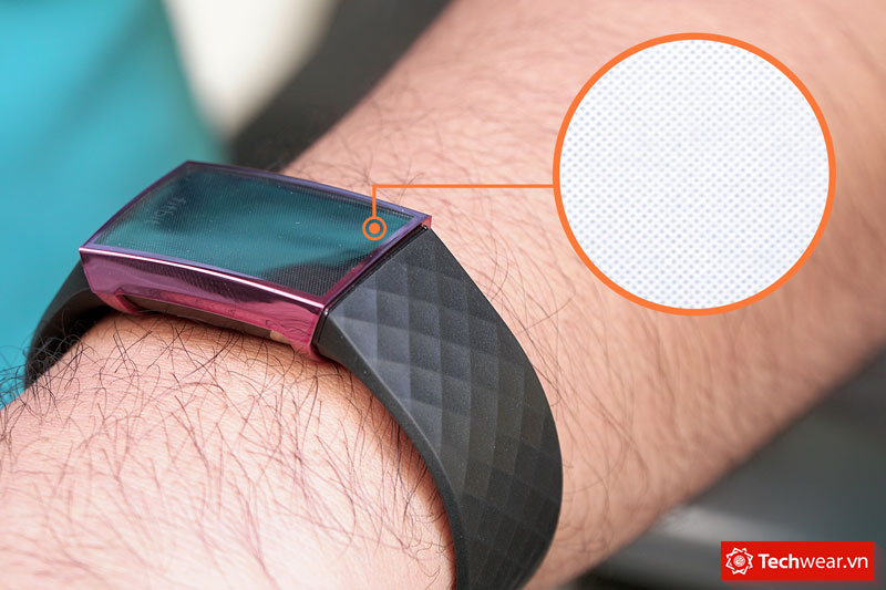 Ốp bảo vệ Fitbit Charge 3