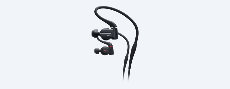 Tai nghe in-ear Balanced Armature Sony XBA-Z5