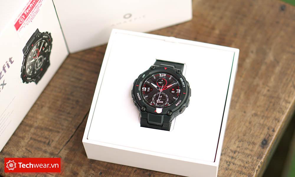 Đồng hồ thông minh Huami Amazfit T-Rex