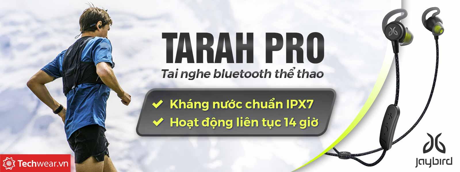 bán tai nghe Jaybird Tahra pro mới nhất