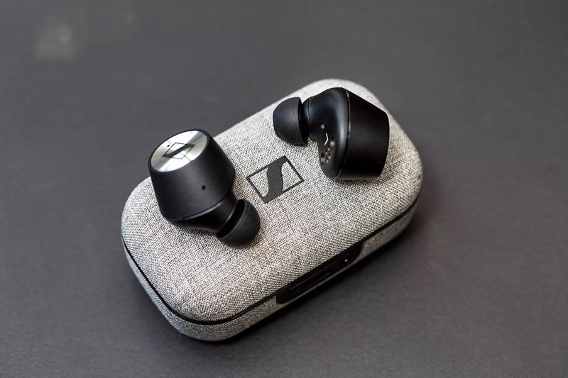 Tai nghe True Wireless Sennheiser Momentum