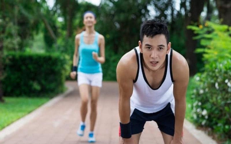 Ngưng luyện tập 1 thời gian sẽ khiến bạn xuống sức
