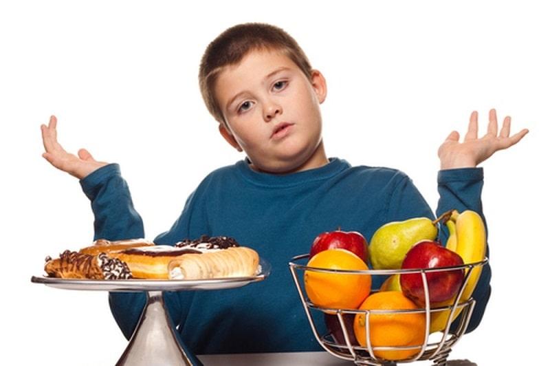 Bệnh béo phì ở trẻ em