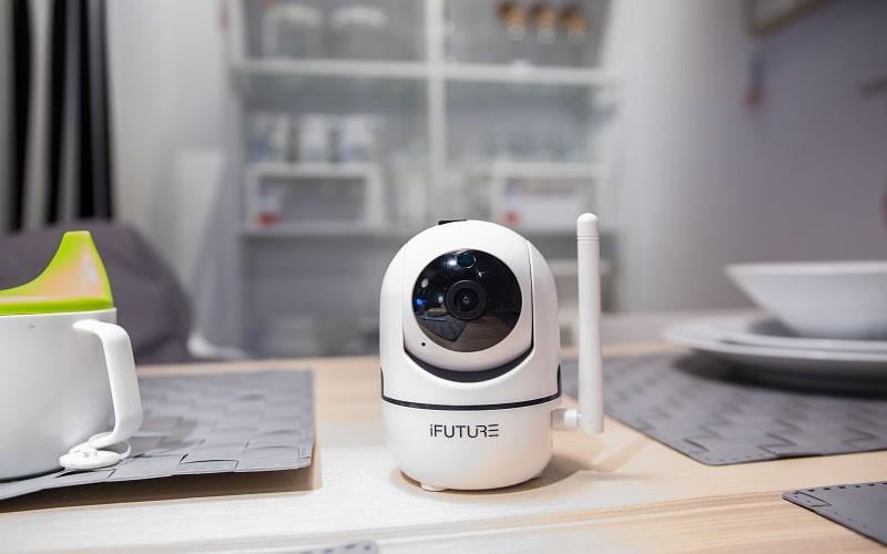 Camera IP An Ninh iFuture 360