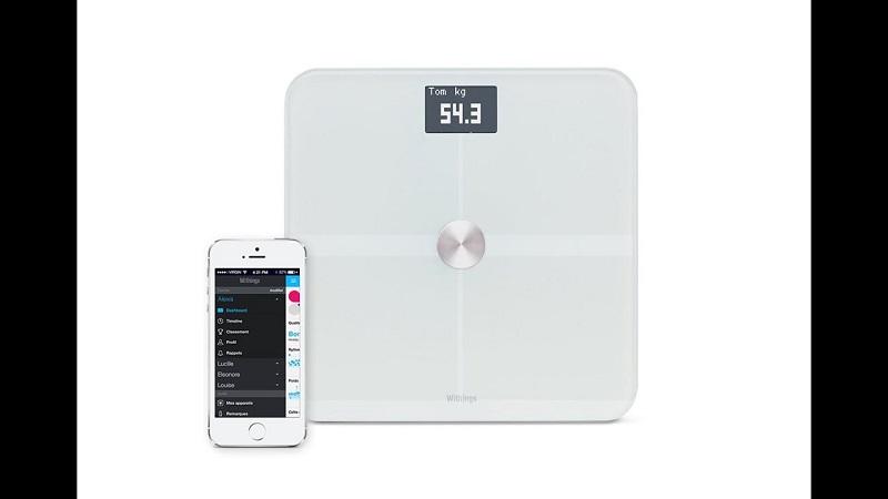 Cân thông minh Withings Smart Body Analyzer WS-50