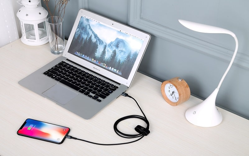 Cáp InnoStyle DuraFlex 1.5M USB-A To Lightning