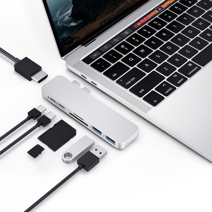 Cổng chuyển HyperDrive Duo