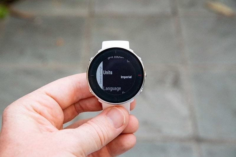 Đồng hồ Polar Vantage M