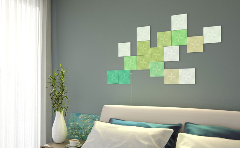 Smartled Nanoleaf Canvas
